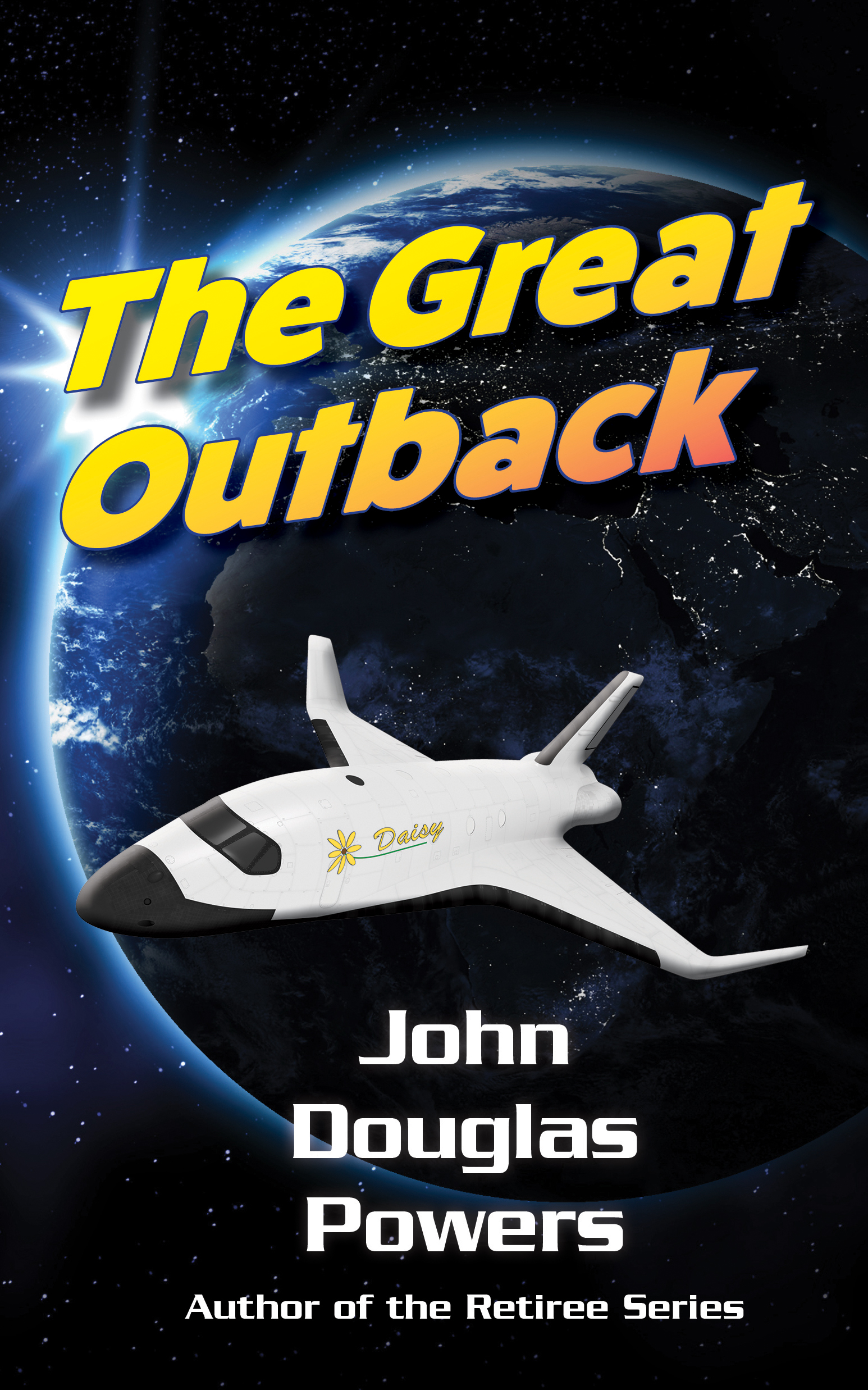 The Great Outback, a Novel